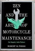 Zen and the Art of Motorcycle Maintenance: An Inq...