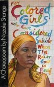 for colored girls who have considered suicide / w...